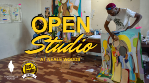 All events for Open Studio with Barber : Fontenelle